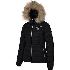 デア トゥビー Dare 2B レディース スキー・スノーボード ジャケット アウター【glamorize jacket】Black