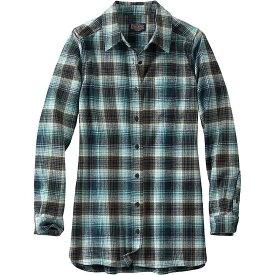 ペンドルトン Pendleton レディース チュニック トップス【one pocket tunic】Blue/Copper Ombre