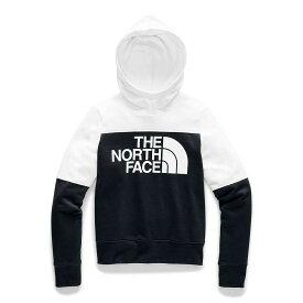 ザ ノースフェイス The North Face レディース パーカー トップス【drew peak pullover hoodie】TNF Black/TNF White