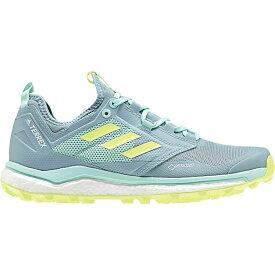 アディダス Adidas レディース ランニング・ウォーキング シューズ・靴【terrex agravic xt gtx shoe】Ash Grey/Hi-Res Yellow/Clear Mint