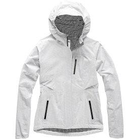ザ ノースフェイス The North Face レディース ランニング・ウォーキング ジャケット アウター【flight trinity jacket】TNF White