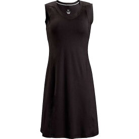 アークテリクス Arcteryx レディース ワンピース ワンピース・ドレス【soltera dress】Black