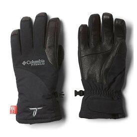 コロンビア Columbia レディース 自転車 グローブ【powder keg ii glove】Black