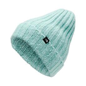 ザ ノースフェイス The North Face レディース ニット ビーニー 帽子【chunky rib beanie】Windmill Blue