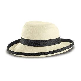 ティリー Tilley レディース ハット サンハット 帽子【charlotte hemp sun hat】Natural/Black