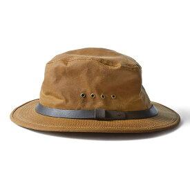 フィルソン Filson メンズ 帽子 【insulated packer hat】Dark Tan