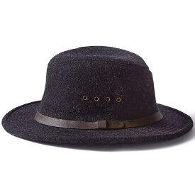 フィルソン Filson メンズ 帽子 【wool packer hat】Charcoal