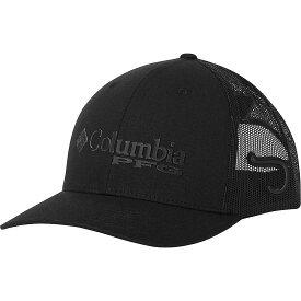コロンビア Columbia メンズ 釣り・フィッシング 【pfg mesh snap back ball cap】Black/Hook