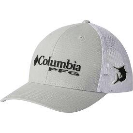 コロンビア Columbia メンズ 釣り・フィッシング 【pfg mesh snap back ball cap】Cool Grey/Marlin