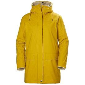 ヘリーハンセン Helly Hansen レディース コート アウター【moss insulated coat】Essential Yellow