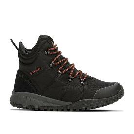 コロンビア Columbia Footwear メンズ ブーツ シューズ・靴【columbia fairbanks omni-heat boot】Black/Rusty