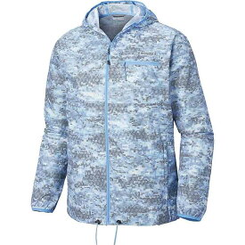 コロンビア Columbia メンズ 釣り・フィッシング ウィンドブレーカー ジャケット アウター【terminal deflector windbreaker jacket】White Cap Digi Scale Print