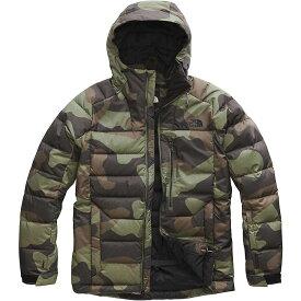 ザ ノースフェイス The North Face メンズ スキー・スノーボード ダウン・中綿 ジャケット アウター【corefire down jacket】Four Leaf Clover Terra Camo Print