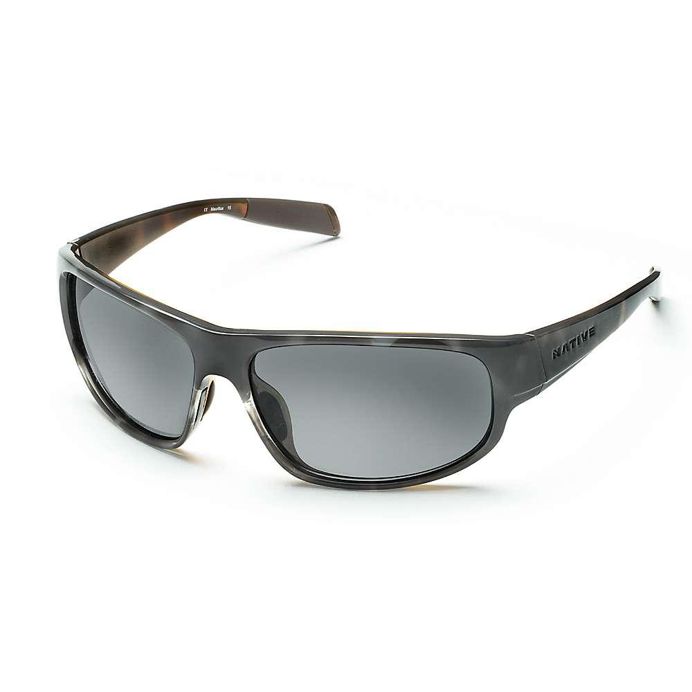 ネイティブ ユニセックス メンズ レディース アクセサリー メガネ・サングラス【Native Crestone Polarized Sunglasses】Obsidian / Dark Grey / Light Grey / Grey Polarized