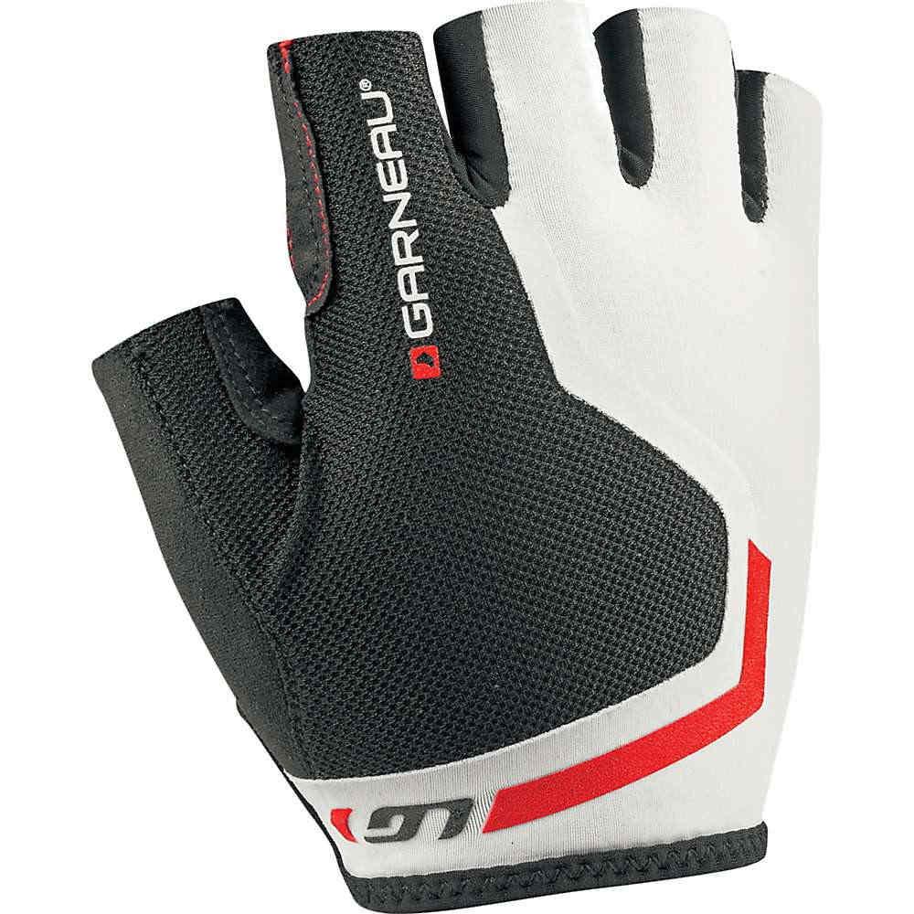 ルイスガーナー メンズ アクセサリー 手袋【Louis Garneau Mondo Sprint Glove】Black / White