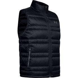 アンダーアーマー Under Armour メンズ ベスト・ジレ ダウンベスト トップス【Armour Down Vest】Black/Pitch Grey