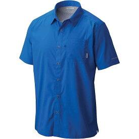 コロンビア Columbia メンズ 釣り・フィッシング トップス【Slack Tide Camp Shirt】Vivid Blue