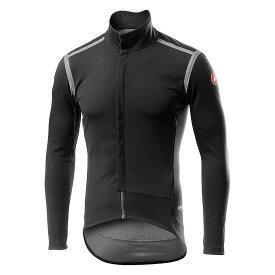 カステリ Castelli メンズ 自転車 トップス【Perfetto RoS Long Sleeve】Light Black