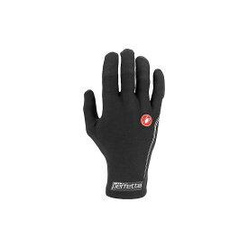 カステリ Castelli メンズ 自転車 グローブ【Perfetto Light Glove】Black