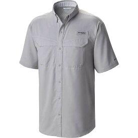 コロンビア Columbia メンズ 釣り・フィッシング トップス【Low Drag Offshore SS Shirt】Cool Grey/White