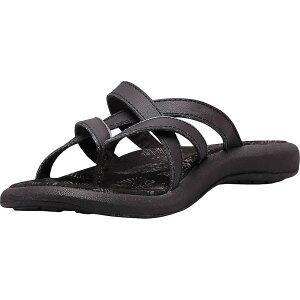 コロンビア Columbia Footwear レディース スリッパ シューズ・靴【Columbia Kambi II Slipper】Black/Ti Grey Steel