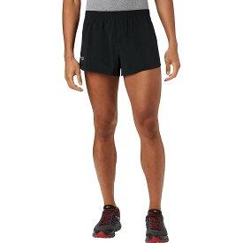 コロンビア Columbia メンズ ランニング・ウォーキング ショートパンツ ボトムス・パンツ【Fkt Run 3 Inch Short】Black