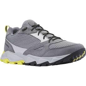 コロンビア Columbia Footwear メンズ ランニング・ウォーキング シューズ・靴【Columbia Ivo Trail Breeze Shoe】Steam/Acid Yellow