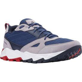 コロンビア Columbia Footwear メンズ ランニング・ウォーキング シューズ・靴【Columbia Ivo Trail Breeze Shoe】Carbon/Rust Red