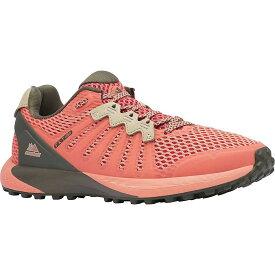 コロンビア Columbia Footwear レディース ランニング・ウォーキング シューズ・靴【Columbia Montrail F.K.T. Shoe】Faded Peach/Peatmoss