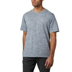 コロンビア Columbia メンズ ランニング・ウォーキング トップス【Deschutes Runner SS Shirt】Mountain Heather