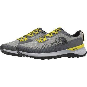ザ ノースフェイス The North Face メンズ ランニング・ウォーキング シューズ・靴【Ultra Traction FUTURELIGHT Shoe】Griffin Grey/TNF Lemon