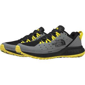 ザ ノースフェイス The North Face メンズ ランニング・ウォーキング シューズ・靴【Ultra Endurance XF Shoe】Griffin Grey/TNF Black