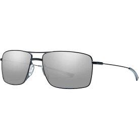 2e49f229f7b スミス メンズ アクセサリー メガネ・サングラス Smith Turner Sunglasses Matte Black   Platinum