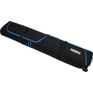 スーリー Thule ユニセックス スキー・スノーボード スーツケース・キャリーバッグ【RoundTrip Snowboard Roller Bag】Black