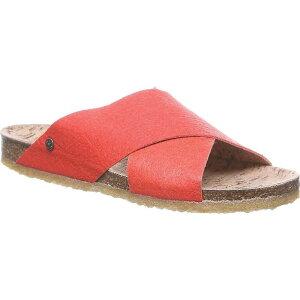 ベアパウ Bearpaw レディース サンダル・ミュール シューズ・靴【Pina Sandal】Paprika
