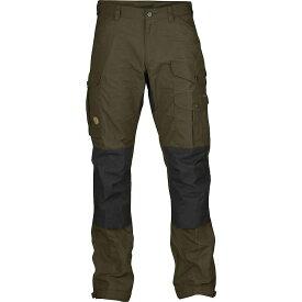 フェールラーベン Fjallraven メンズ ハイキング・登山 ボトムス・パンツ【Vidda Pro Trousers】Dark Olive