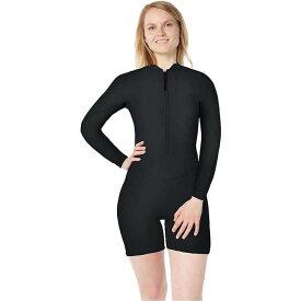 レベルシックス Level Six レディース ウェットスーツ 水着・ビーチウェア【Gamora Suit】Black