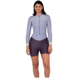 レベルシックス Level Six レディース ウェットスーツ 水着・ビーチウェア【Gamora Suit】Pale Purple/Purple Velvet