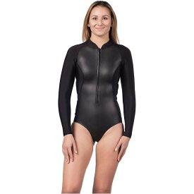 レベルシックス Level Six レディース ウェットスーツ 水着・ビーチウェア【Mystique Suit】Black