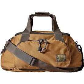 フィルソン Filson ユニセックス ボストンバッグ・ダッフルバッグ バックパック・リュック バッグ【Duffle Backpack】Whiskey