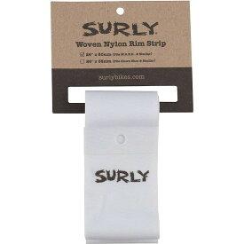 サーリー Surly メンズ 自転車 【Rim Strip: For Other Brother Darryl Rim Nylon】White