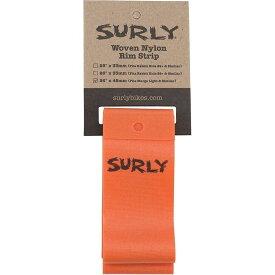 サーリー Surly メンズ 自転車 【Rim Strip: For Marge Lite / Rolling Darryl Nylon】Orange