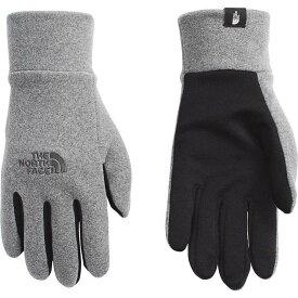 ザ ノースフェイス The North Face ユニセックス 手袋・グローブ 【Unisex TKA 100 Glacier Glove】TNF Medium Grey Heather