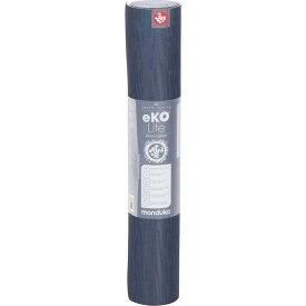 マンドゥカ Manduka レディース ヨガ・ピラティス ヨガマット【eKO Lite Yoga Mat】Charcoal