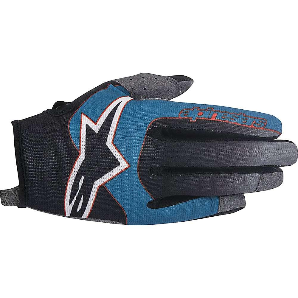 アルパインスターズ メンズ アクセサリー 手袋【Alpine Stars Vector Glove】Ocean / Black