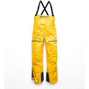 ザ ノースフェイス The North Face メンズ スキー・スノーボード ビブパンツ ボトムス・パンツ【Summit L5 GTX Pro Full Zip Bib】Canary Yellow