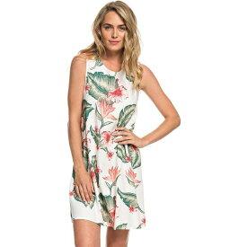 ロキシー Roxy レディース ワンピース ワンピース・ドレス【Harlem Vibes Dress】Marshmallow Tropical Love