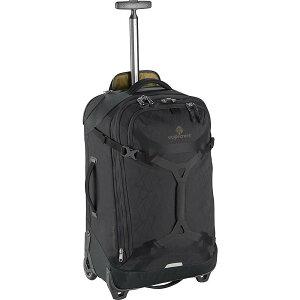 エーグルクリーク Eagle Creek ユニセックス スーツケース・キャリーバッグ バッグ【Gear Warrior Wheeled 65L Duffel Bag】Jet Black