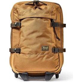 フィルソン Filson ユニセックス スーツケース・キャリーバッグ バッグ【Dryden 2-Wheel Carry-On Bag】Whiskey