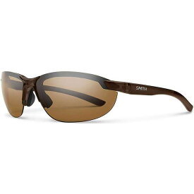 スミス Smith ユニセックス スポーツサングラス 【Parallel 2 Polarized Sunglasses】Brown/Polarized Brown
